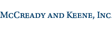 McCready and Keene logo